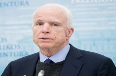 John McCain, US Senator and Vietnam War hero dies at 81