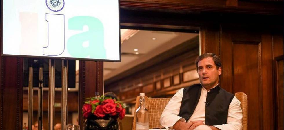 Modi govt is lenient to people like Mallya, Nirav Modi, Choksi: Rahul (Photo Source: PTI)