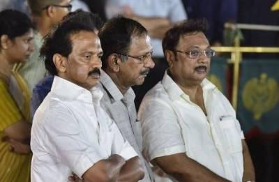 MK Stalin files nomination for post of DMK president