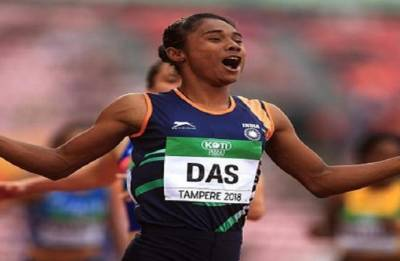 Asian Games 2018, Day 8: Hima Das, Muhammed Anas win silver in 400m finals