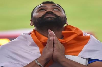 Tajinderpal Singh Toor dedicates gold to cancer battling father