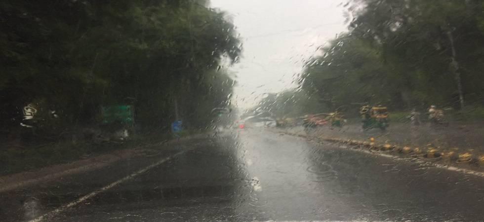 Delhi weather: Heavy rains lash city (File photo)
