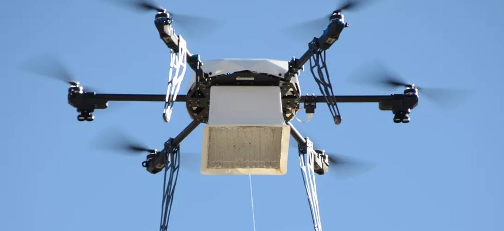 Drone rules unveiled; operations only during day time, no delivery of food as of now