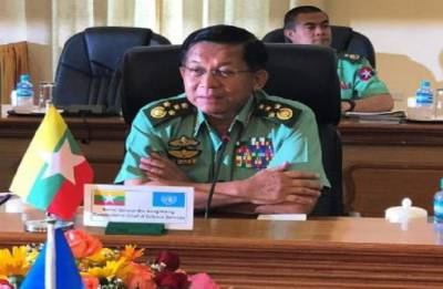 Facebook bans Myanmar Army Chief Min Aung Hlaing, 19 others over rights abuses