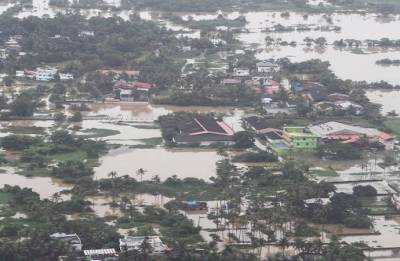Kerala rain fury: More than 3.26 lakh people still in relief camps