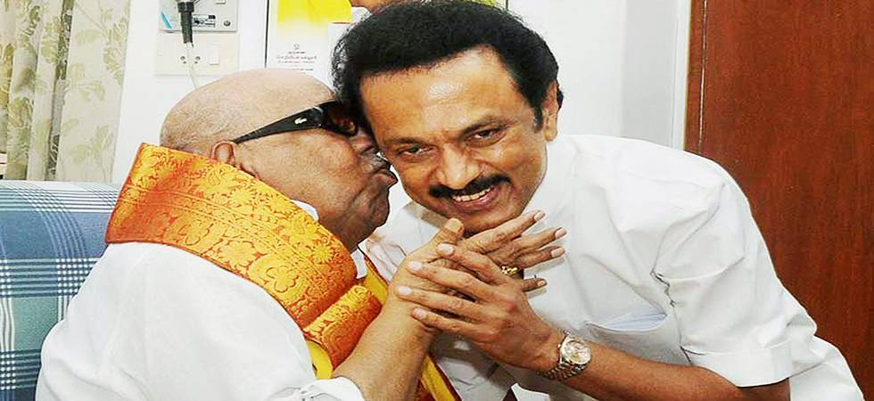 DMK Council meeting: Stalin likely to be elected party president (File Photo)