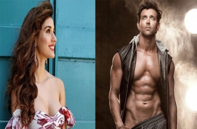 Hrithik one of the most dignified people I have met, says Disha Patani