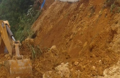 Uttarakhand: Seven members of family buried alive in landslide in Tehri