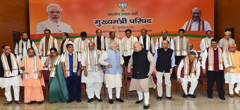 Welfare of Dalits to highlighting NRC- BJP's plans to win 2019 polls (Photo Source: PTI)
