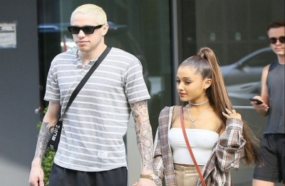 Pete Davidson wasn't sure Ariana Grande will accept his proposal