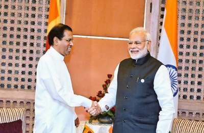 India ready to help Sri Lanka in any way: PM Modi to Sirisena