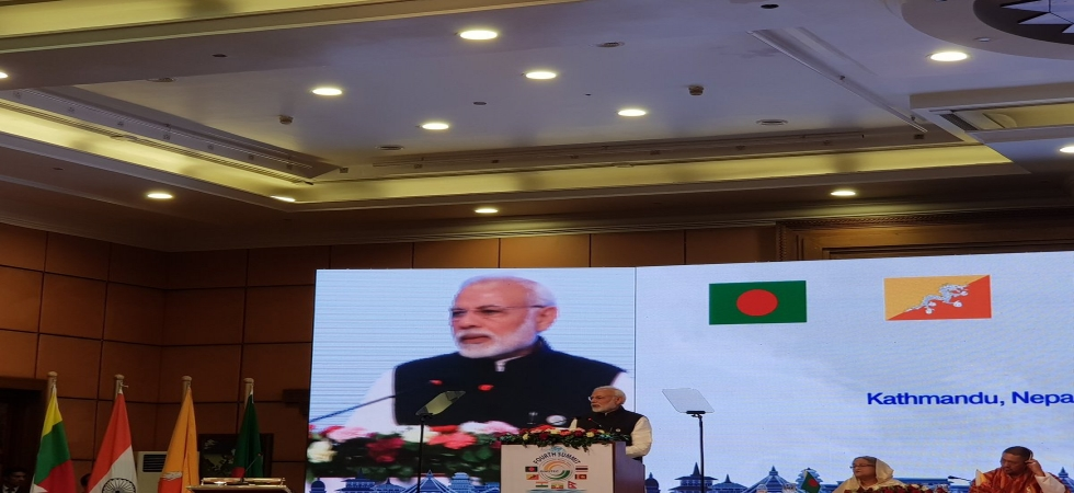 PM Modi: India committed to work with BIMSTEC member states to enhance regional connectivity (Photo: PTI)