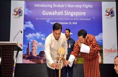 Good news for Northeast people! DrukAir to start Guwahati-Singapore direct flight from September 1