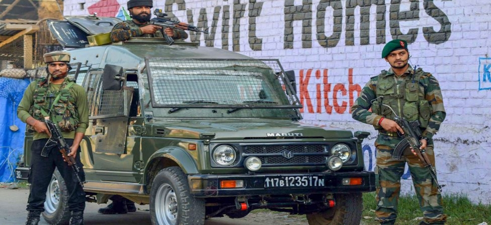 J-K LIVE: Security forces gun down two terrorists in Bandipora encounter (Photo Source: PTI)