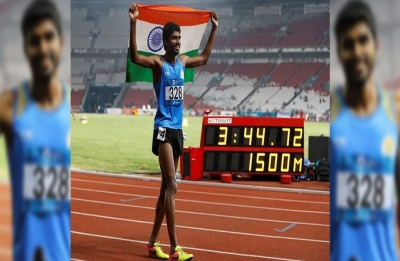 Asian Games 2018 Day 12: Jinson Johnson, women's 4x400 metre relay team win GOLD for India