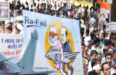 PM Modi directly involved in 'Rafale scam', claims Congress; demands JPC probe