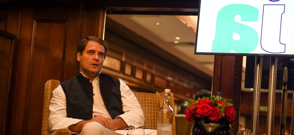Rahul Gandhi Press Conference LIVE: Congress president slams Modi for demonetisation