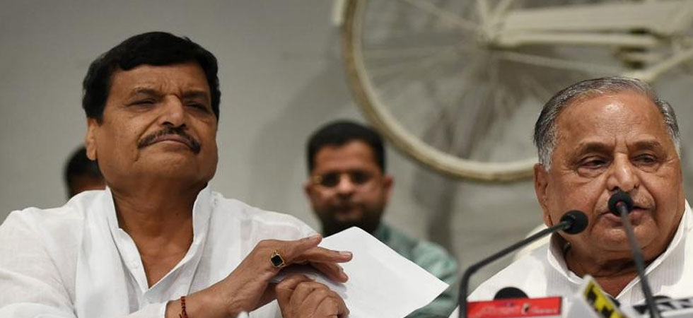Samajwadi Secular Front: Shivpal Yadav signalling own defeat (Photo: PTI)