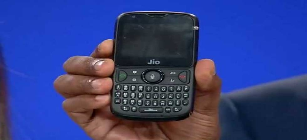 JioPhone 2 second flash sale today; Know how to buy and specs (Image: Twitter)
