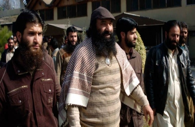 Hizbul Mujahideen chief Syed Salahuddin's son arrested in terror funding case