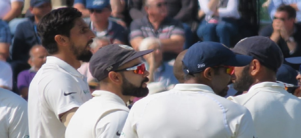 India on top as England lose sixth