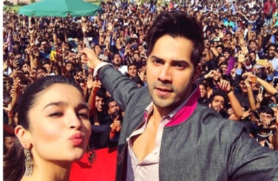 Varun Dhawan doesn't trust Alia Bhatt! Here's the reason