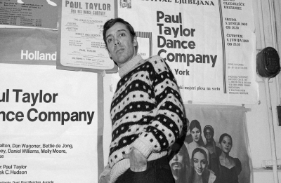 Modern dance giant Paul Taylor dies at 88