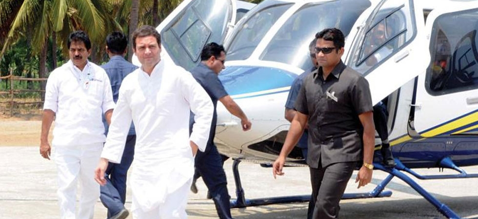 Delayed action by flight crew led to near crash of Rahul Gandhi's aircraft: DGCA report (File Photo)