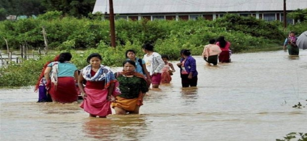 Over 200 rescued in Arunachal and Assam, flood alert in Meghalaya (Representational photo: PTI)