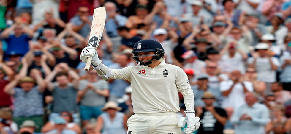 Sam Curran saved the blushes for England in the opening day of the ongoing fourth Test match (Photo: Twitter)