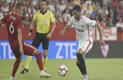 Sevilla on the way for 6th Europa League title