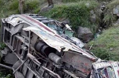 Seven killed, 30 injured as two buses collide in Salem