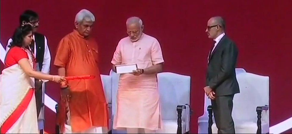 PM Narendra Modi launches India Post Payments Bank; know all about it(Photo: Twitter/ ANI)