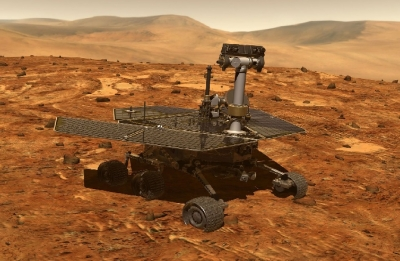 NASA's Opportunity rover expected to restart as dust storm clears on Mars