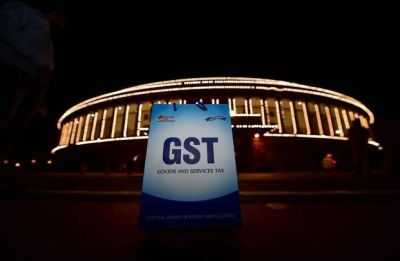 GST collection drops to five-month low at Rs 93,960 crore in August