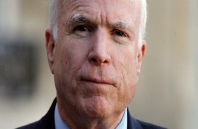 Americans bid McCain solemn farewell with US Capitol honour