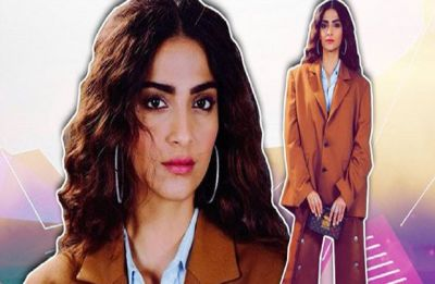 Here's how Sonam K Ahuja rocked the androgynous look