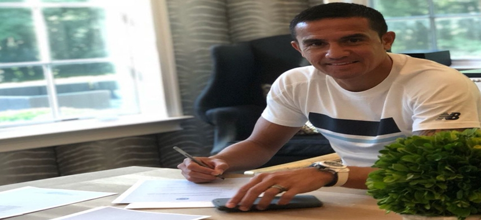 ISL 2018-19: Tim Cahill officially announced by Jamshedpur FC  (Photo: Twitter)