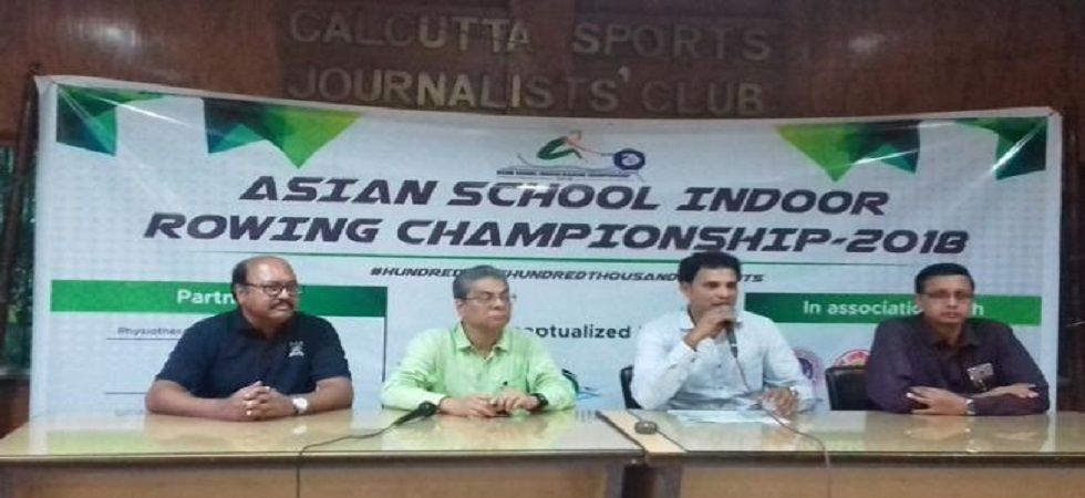 Kolkata to host Asian School Indoor Rowing Competition from September 4 (Photo- Twitter)