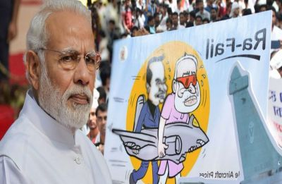 Trouble for PM Modi! Congress likely to move court over 'Rafale scam'