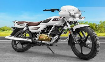 TVS launches new 110cc bike at Rs 48,400; Know key specs and more