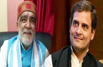 Ashiwini Kumar Choubey calls Rahul Gandhi 'naali ka keeda'; triggers political agitation