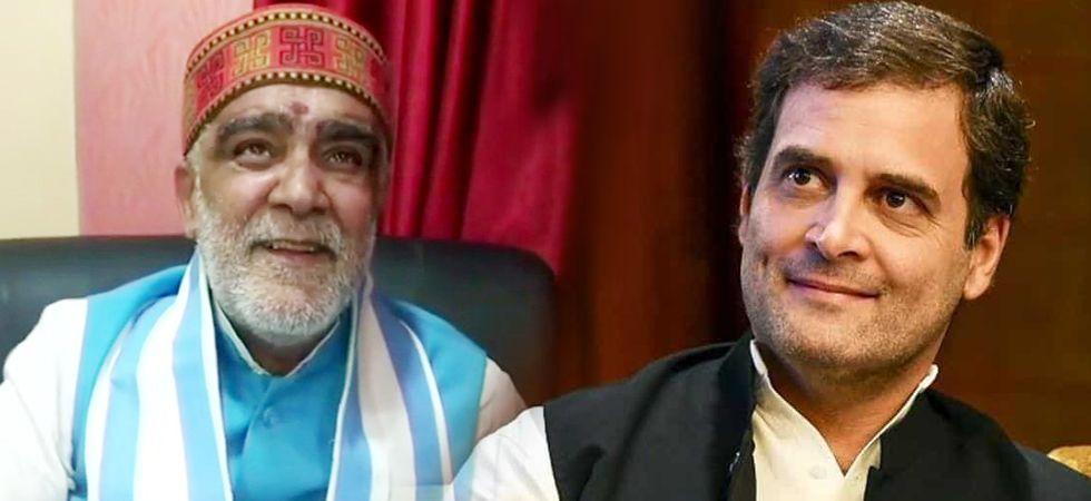 Ashiwini Kumar Choubey triggers political agitation by calling Rahul Gandhi 'naali ka keeda'
