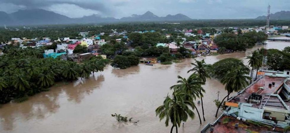 Rains, floods claimed over 1,400 lives this monsoon, says Home Ministry (File photo)