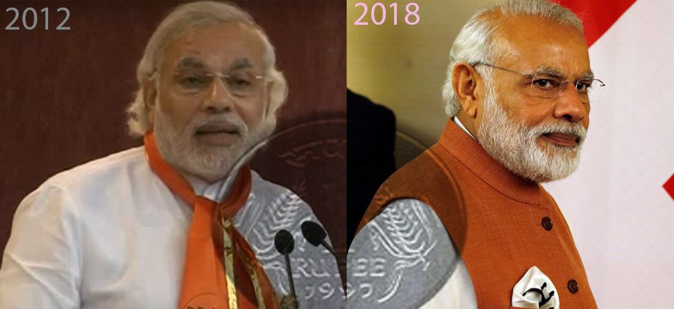 Then and now: BJP leaders on fall of rupee