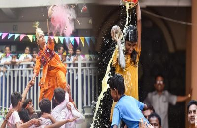 Janmashtami 2018 LIVE: Colours of Dahi-Handi festival paints Mumbai on Lord Krishna's birth anniversary