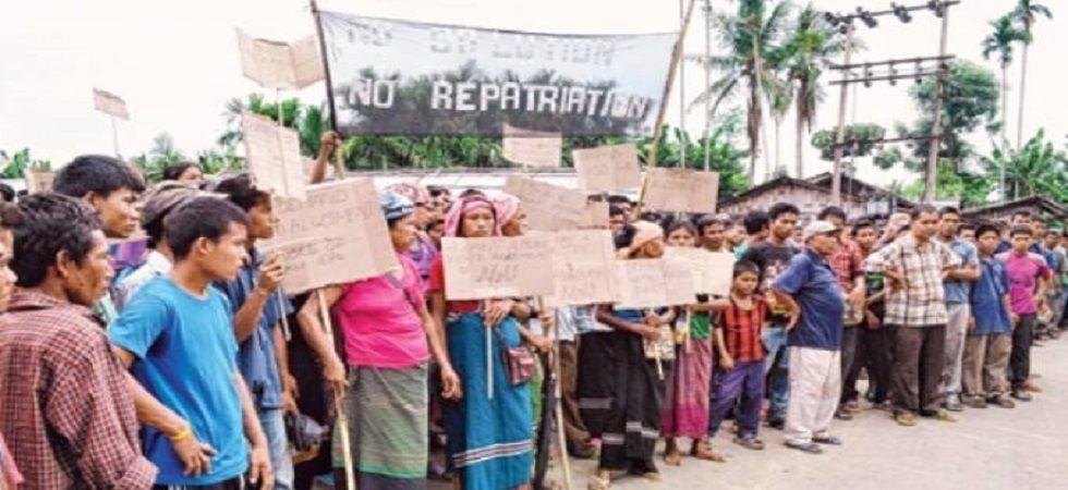 Bru repatriation: Mizoram officials return from 'futile exercise' (File Photo)