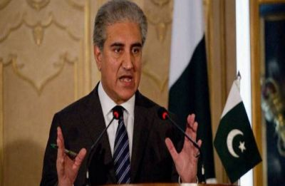 Pakistan FM Qureshi blames previous PML-N government for suspension of $300 million aid by US