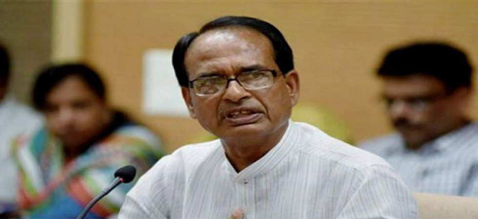 Miscreants hurl stones at MP CM Chouhan's vehicle in Sidhi (File Photo)