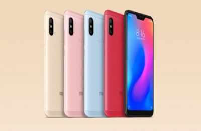 Xiaomi to launch Redmi 6, Redmi 6A, Redmi 6 Pro in India; Know features and more